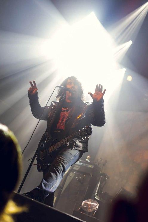 Monster Magnet concert in Haarlem, the Netherlands