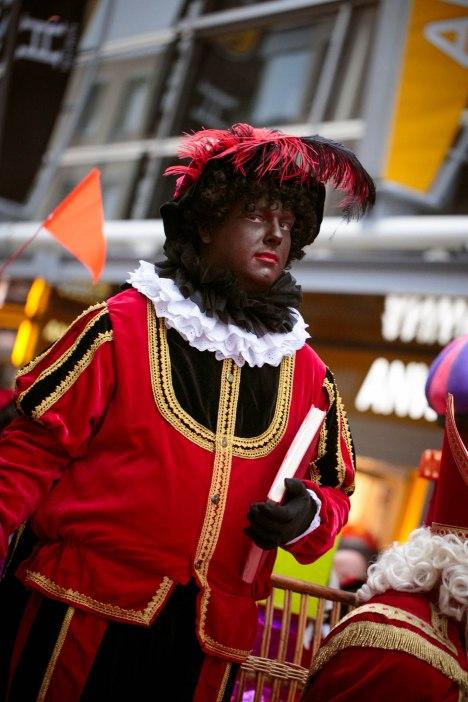 Sint & Piet in Almere