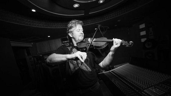 Alexander James Adams, singer & fiddler